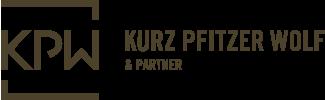 Kurz_Pfitzer_Wolf_und_Partner_Logo